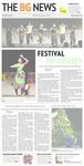 The BG News November 24, 2014