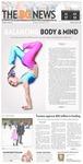 The BG News December 08, 2014
