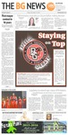 The BG News December 12, 2014