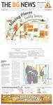 The BG News January 12, 2015