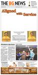 The BG News January 16, 2015