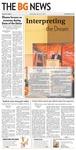 The BG News January 21, 2015