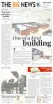 The BG News January 23, 2015