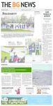 The BG News April 29, 2015