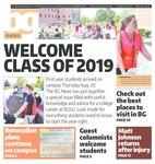 The BG News August 21, 2015