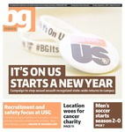 The BG News September 1, 2015