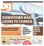 The BG News September 22, 2015