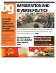 The BG News September 29, 2015