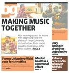 The BG News October 13, 2015
