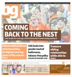 The BG News October 20, 2015