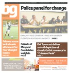 The BG News October 22, 2015