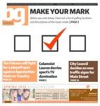 The BG News November 03, 2015