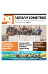The BG News November 12, 2015