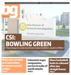 The BG News November 23, 2015