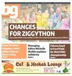 The BG News December 01, 2015