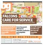 The BG News December 03, 2015