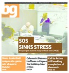 The BG News December 15, 2015