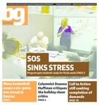 The BG News December 15, 2015