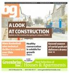 The BG News January 14, 2016