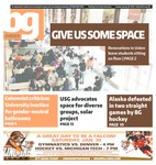 The BG News January 26, 2016