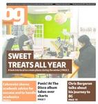 The BG News January 28, 2016