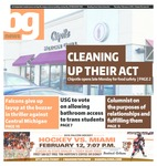 The BG News February 09, 2016
