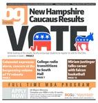 The BG News February 11, 2016