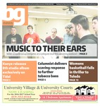 The BG News February 18, 2016