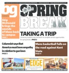 The BG News March 03, 2016
