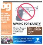 The BG News March 15, 2016