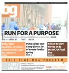 The BG News March 17, 2016