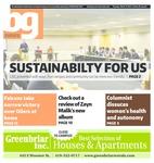The BG News March 31, 2016