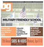 The BG News April 07, 2016