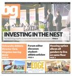 The BG News April 12, 2016