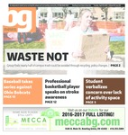 The BG News April 19, 2016
