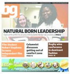 The BG News April 21, 2016