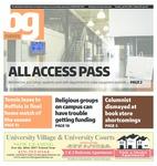 The BG News April 26, 2016