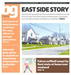 The BG News May 03, 2016