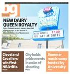 The BG News June 22, 2016