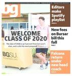 The BG News August 19, 2016