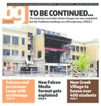 The BG News August 23, 2016