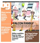 The BG News August 25, 2016