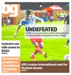 The BG News August 30, 2016 by Bowling Green State University