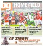 The BG News September 15, 2016