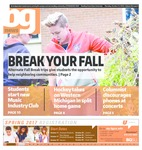 The BG News October 13, 2016
