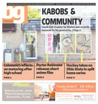 The BG News October 20, 2016