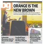 The BG News November 3, 2016