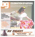 The BG News November 21, 2016