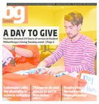 The BG News December 01, 2016