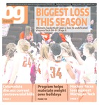 The BG News December 13, 2016